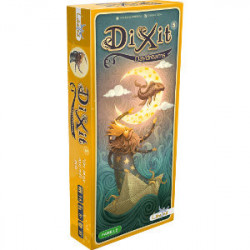 Dixit 5 - Daydreams (extension)
