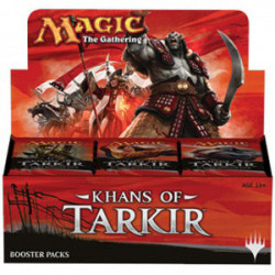 36 Boosters Magic Les Khans...