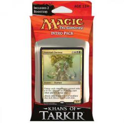 Pack d'Intro Magic Les Khans de Tarkir VF