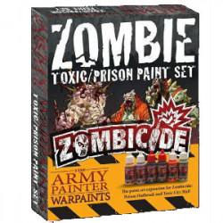 Zombicide Toxic / Prison Paint Set