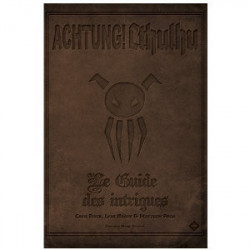 Achtung! Cthulhu - Le Guide des Intrigues