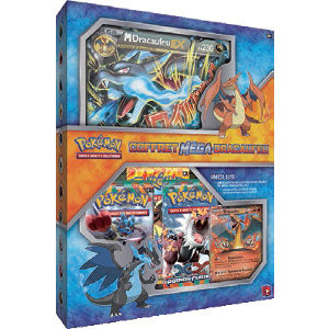 Coffret Mega Dracaufeu Pokemon
