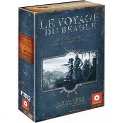 Robinson Crusoe : Le Voyage du Beagle