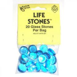 Sachet de 20 Gemmes - Bleu