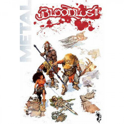 Bloodlust Métal