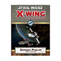 X-Wing - Ennemis Publics