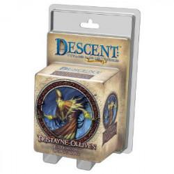 Descent : Lieutenant Tristayne Olliven