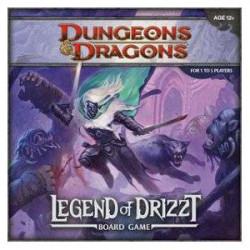 D&D Legend of Drizzt