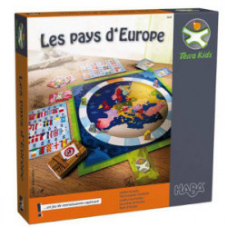 Terra Kids - Les pays d'Europe