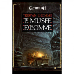 Cthulhu  - Le Musée de Lhomme (vol 38)