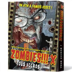 Zombies !!! 10 Tous Accros !