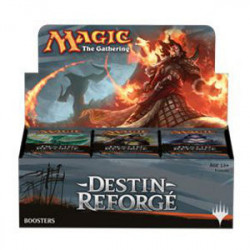 36 Boosters Magic Destin...