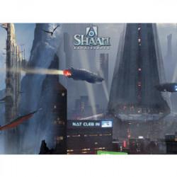 Shaan - Ecran du Meneur