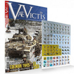 Vae Victis 120 - Colmar 1945