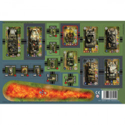 Heroes of Normandie - Extra Unit US-GE