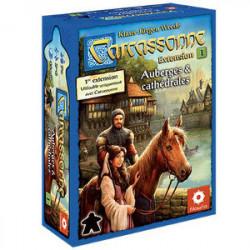 Carcassonne - Auberges et Cathédrales - Ext 1