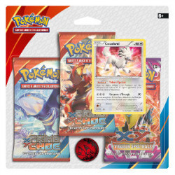 Pack 3 Boosters - XY5