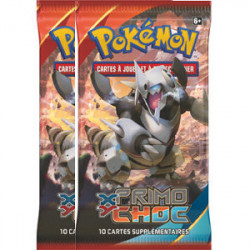 10 Boosters XY5 Primo Choc