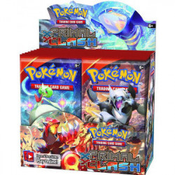 36 Boosters XY5 Primo Choc