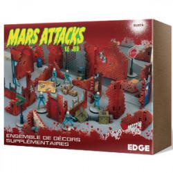 Mars Attacks : Ensemble de Décors Supplémentaires
