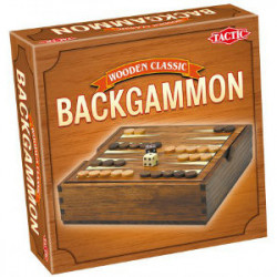 Backgammon Version Voyage
