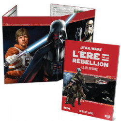 Star Wars : L'Ere de la Rébellion - Kit du MJ