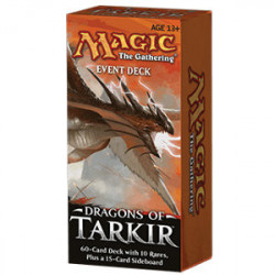 Event Deck Magic Dragons of Tarkir VO