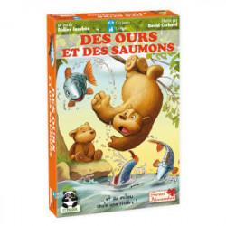 Des Ours et des Saumons