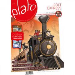 Plato 74 - Mars 2015