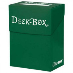 Deck Box Vert Forêt