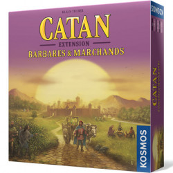 Catan - Barbares et Marchands