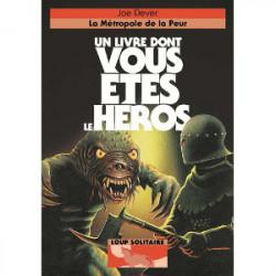 Loup Solitaire T9 - La Métropole de...