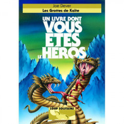 Loup Solitaire T3 - Les Grottes de Kalte