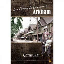Cthulhu  - Les Terres de Lovecraft - Arkham...