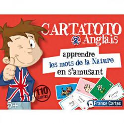 Cartatoto Anglais - Niveau 2