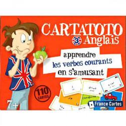 Cartatoto Anglais - Niveau 3
