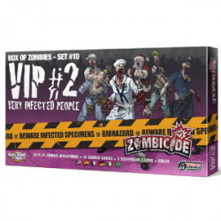Zombicide : Very Infected People 2
