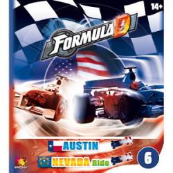 Formula D - Austin / Nevada Ride