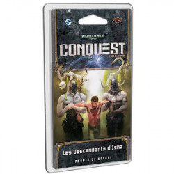 W40K Conquest - Les Descendants d'Isha