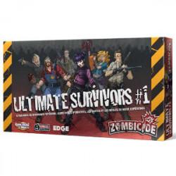 Zombicide : Ultimate Survivors 1