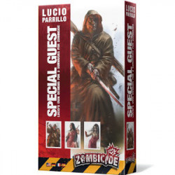 Zombicide Special Guests : Parrillo