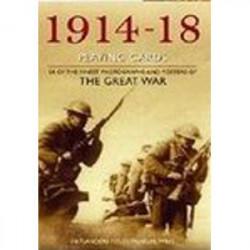 Jeu de 54 cartes - Grande Guerre 1914-1918