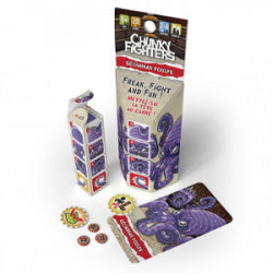 Chunky Fighters - Booster Gelvanhan Poulpe
