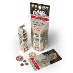 Chunky Fighters - Booster Bastet Bhol