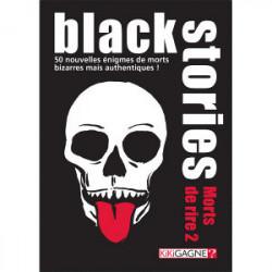 Black Stories Morts de Rire 2