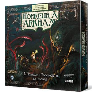 Boite de Horreur à Arkham : L'horreur d'Innsmouth