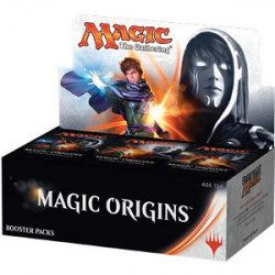 36 Boosters Magic Origines VF