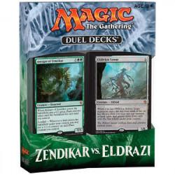 Duel Deck Zendikar vs Eldrazi