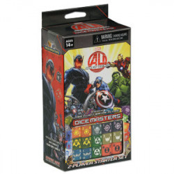 Starter Marvel Dice Masters : Age of...