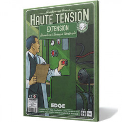 Haute Tension : Extension Benelux /...
